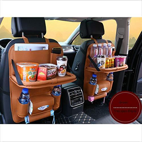 1X Auto Rücksitz hängen Tasche Speicherorganisator Tasche Reise Handyhalter