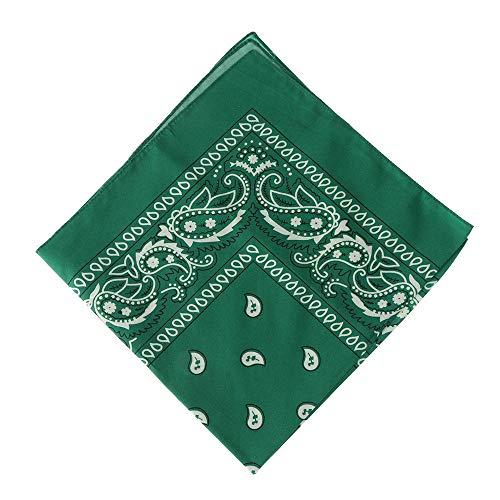 Sjaal Vierkante Sjaals Paisley Bandana Vrouwen Mode Nek Zakdoek Hoofddeksels Bedrukte Polsband Haarband