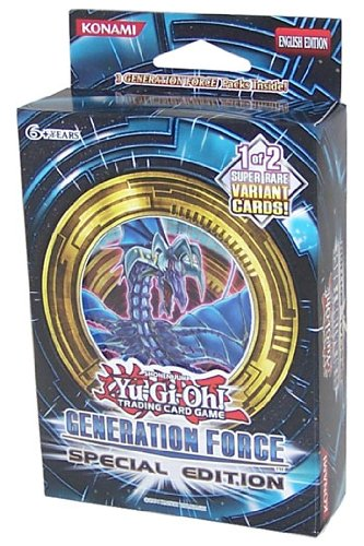Yu-Gi-Oh! Generation Force Special Edition german