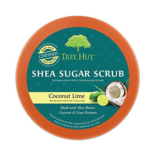 Tree Hut Exfoliating Scrub