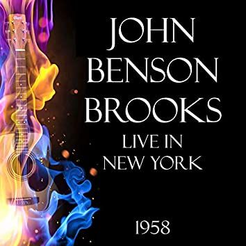 Live in New York 1958 (Live)