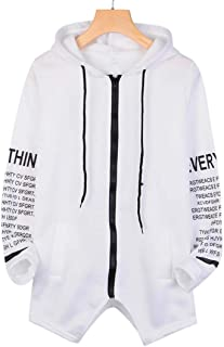 Bomber Women's Hooded Jacket Thin Windbreaker Outwear Coat Plus Size