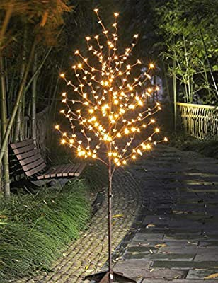 Large Bright Light Cherry Blossom Tree for the Home