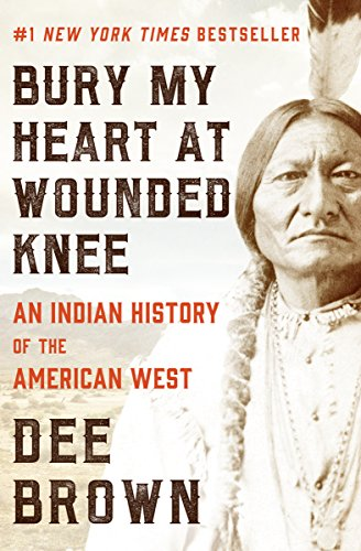 "HOOPLA BOOK CLUB DISCUSSION: ""BURY MY HEART AT WOUNDED KNEE"" BY DEE BROWN @ On Zoom - contact Molly Robinson at mrobinson@rappahannock.edu for Zoom link information."