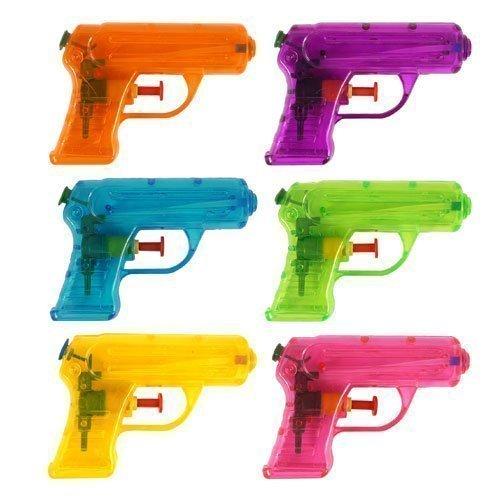 Henbrandt Water Guns Pack Of 2