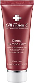 Cell Fusion C Derma Blemish Balm 1.69Oz Covering Skin Imperpaction Protecting UV Rays Providing Hydration For All Skin Type