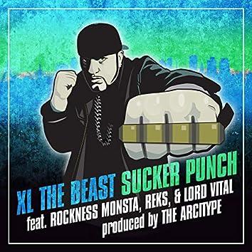 Sucker Punch (feat. Rockness Monsta, Reks & Lord Vital)