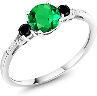 35b22a35f9f0a Amazon.com: $100 to $200 Women's Engagement Rings