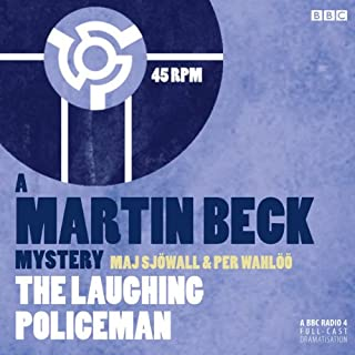The Laughing Policeman (Dramatised) audiobook cover art