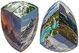 machebelcarrello V-Cube DOLOMITI, Farbe coloriert, 095127 -
