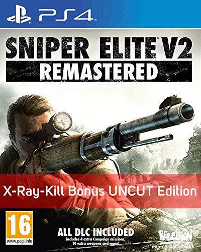 Sniper Elite V2 [Remastered X-Ray-Kill BONUS uncut Edition]