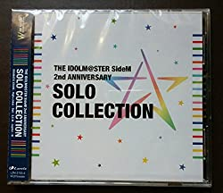 THE IDOLM@STER SideM 2nd ANNIVERSARY SOLO COLLECTION CD
