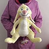 RONGZUN Peluches 40 cm 15.7 '' Winnie Buen Amigo Conejo Cosas Animales Peluche Suave Muñeca Cumpleaños Colección de Regalos para Niños