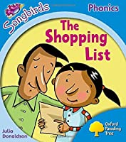 The Shopping Listlevel 3 (Oxford Reading Tree)
