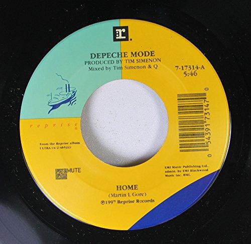 DEPECHE MODE 45 RPM Home / Useless