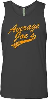 Panoware Men's Funny Workout Tank Top   Average Joe's Gym Shirt