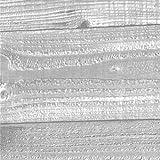 Adhésif effet bois Perfect Fix PLANCHER GRIS 90 x 210 cm, imperméable PVC, sans...