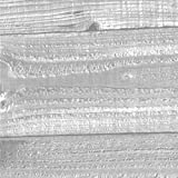 Venilia Klebefolie Brett Grau 45 cm x 200 cm Adhesiva Fix Tablero Gris, Muebles, lámina autoadhesiva para Papel Pintado, Aspecto Natural de Madera, 45 cm x 2 m, Espesor: 0,15 mm, 53338, PVC