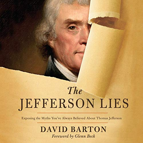 The Jefferson Lies cover art
