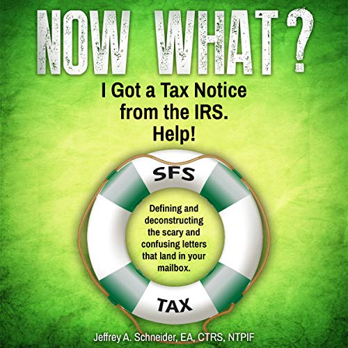 Now What? I Got a Tax Notice from the IRS. Help! Titelbild
