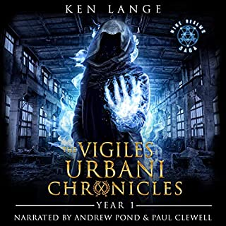 The Vigiles Urbani Chronicles: Year One audiobook cover art