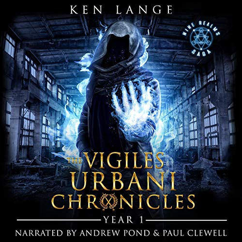 The Vigiles Urbani Chronicles: Year One audiobook cover art