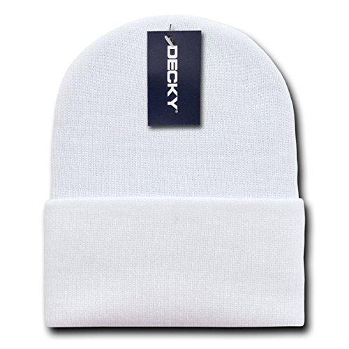Decky Cuff-Bonnet Blanc Blanc n/a