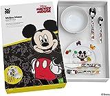 WMF Micky Maus Kinderbesteck mit Geschirr, personalisierbar