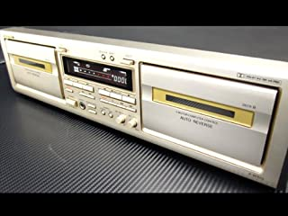 ONKYO オンキョー K-W502 ダブルカセットデッキ
