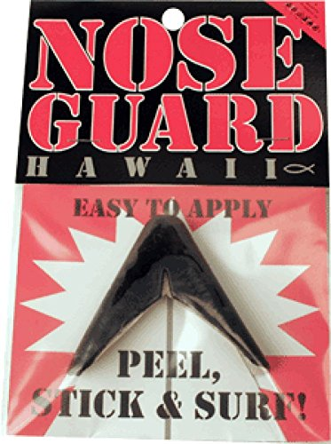 Surfco Hawaii Shortboard Black Nose Guard Kit