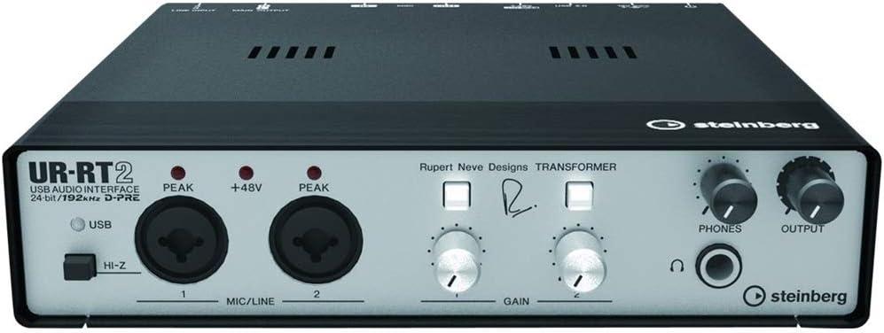 Japan Maker New Steinberg UR-RT2 Interface with Transformers Neve Rupert Designs Luxury goods