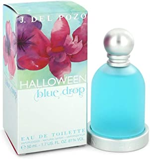 Halloween Blue Drop by J. Del Pozo for Women - 1.7 oz EDT Spray