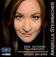 Violinkonzerte by Arabella Steinbacher