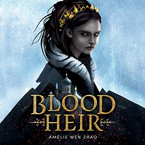 Couverture de Blood Heir
