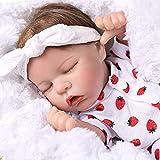 CHAREX Realistic Reborn Baby Doll:12 Inch Lifelike Realistic Newborn Soft Silicone Full Body Weighted Baby Dolls That Look Real , Real Life Realistic Newborn Baby Dolls for Girl Age 3+