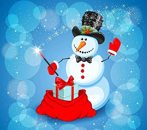 Puzzle 1000 piezas Póster de Navidad Serie 211 Regalos de arte puzzle 1000 piezas paisajes Rompecabezas de juguete de descompresión intelectual Gran ocio vacacional, juegos in50x75cm(20x30inch)