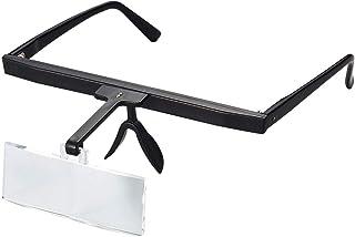 池田レンズ 双眼メガネルーペ メガネタイプ HF10C