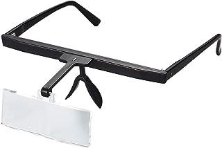 池田レンズ 双眼メガネルーペ メガネタイプ HF10B