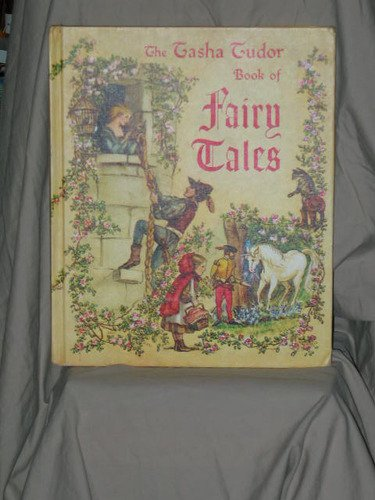 Book Of Fairy Tales: Selected, Edited and Illus... 0448442000 Book Cover
