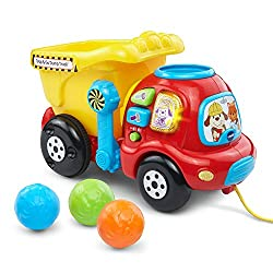 Vtech Top Rated Toys for Infants Dump and Go Truck