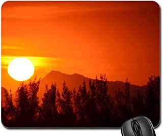 Mouse Pad - Rio De Janeiro Dusk Eventide Twilight Sunset