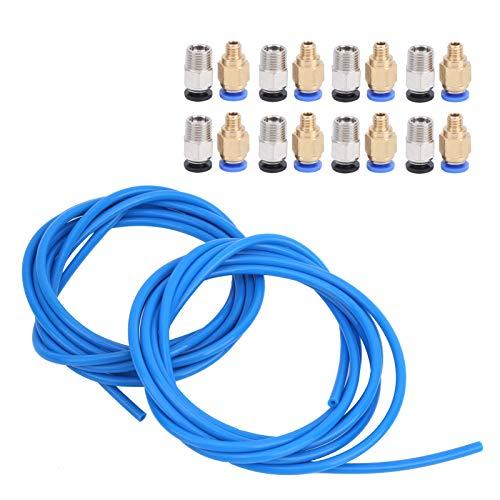 Blaue PTFE-Röhre, 3D-Drucker PTFE-Röhre, tragbare PTFE-Röhre, praktisch für 3D-Drucker mit 1,75-mm-Filament Weitere Druckermodelle 3D-Drucker Shop Home