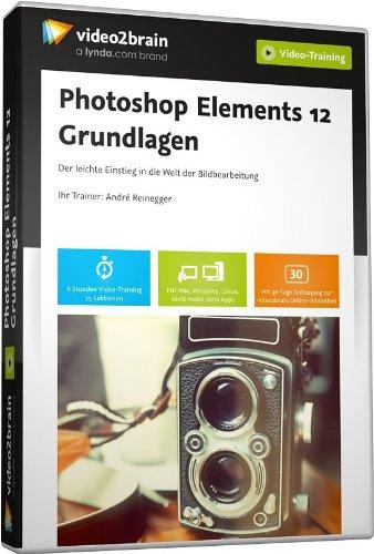 Photoshop Elements 12 - Grundlagen