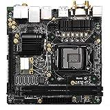 Misura Per ASRock MINI ITX HTPC Originale Presa 1150 Z87 Wifi Scheda Madre Z87E-ITX Scheda Desktop Mainboard Scheda Madre Completamente testato Gaming Scheda Madre
