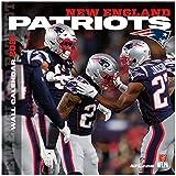 New England Patriots 2021 12x12 Team Wall Calendar