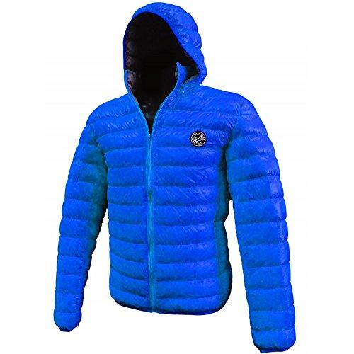 Waxx - Down jacket roy jr - Doudounes blousons - Bleu moyen - Taille 10ans