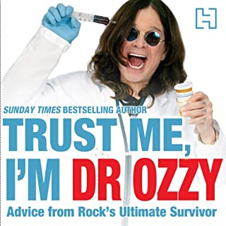 Trust Me, I'm Dr Ozzy cover art