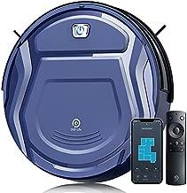 OKP Life K2 Robot Vacuum Cleaner 1800 mAh, Blue