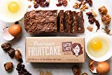 Award-Winning Fruitcake | Gluten-Free | No Corn Syrup or Artificial Colors or Flavors | Mostly Organic Ingredients