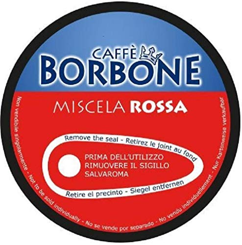 270 Capsule Caffè Borbone Miscela ROSSA Compatibili Nescafè Dolce Gusto